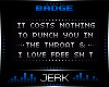 J| Throat Punch [BADGE]
