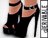 Sapato Plataforma Black