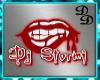 DJ Stormi Floor Sign
