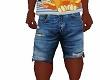 Kids boys jean shorts