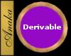 Round Derivable Frame