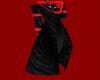 Red & Black long Coat