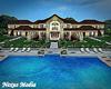 Summer Mansion furnished