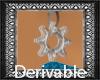 (BFD) Gear Earrings Derv