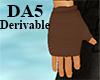 (A) Half Gloves Male