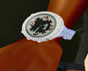 {DRG} White Plat. Watch