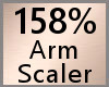 Arm Scaler 158% F A