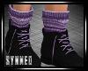 ♥ Joley Boots - Purple