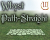Whyst Path - straight