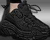 Sneaker Black F