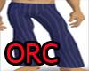 !ORC!Blue PS Pants