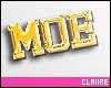 C|M.O.E Stud Earring