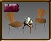 [7V4] Tea Chair