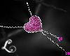 xo*Anastasia Heart NKL