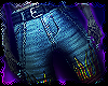 Hell Flame Jean