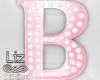 Baby Shower letter B