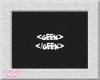 *CC* Geek Tee