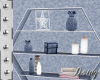 B: Baby Boy blue Shelf
