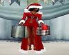 Mrs Claus Christmas Robe