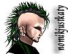 Mohawk-Black&Green Sludg
