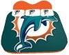 miami dolphins waterbed
