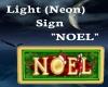 """Light Sign """"NOEL"""""""