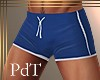 PdT Blue Swim Trunks M