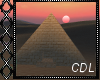 !C* Egyptian Pyramid