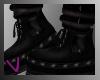[ves]B black boots