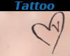 Tattoo Chest V Heart