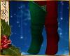 I~Naughty Elf Socks