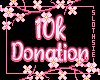 🦥10k Donation Support