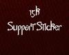 [S] 15k Support Sticker