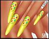 SAS-Nails Easter Yellow