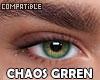 Eyes Chaos Green
