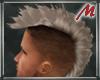 Mohawk Blonde Male