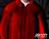 Red Baggy Denim