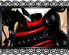 Avarice corset red