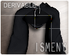 [Is] Layerable Hoody Drv