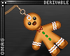 0 | Gingerbread Necklace