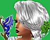 Fannie Silver w Green Fl