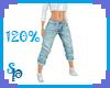 [S] Leg Scaler 120%