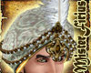 Sultan Turban White
