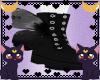 FOX Black butterfly boot