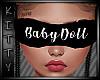 ! BabyDoll Blindfold