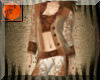 Western cow leather suit