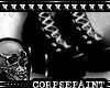 Goth Platform Boots W