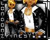 [LF] LF Hoodie Black