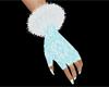 Freyja  Fur Lace Glove