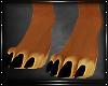 M; Anyskin Wolf paws *M